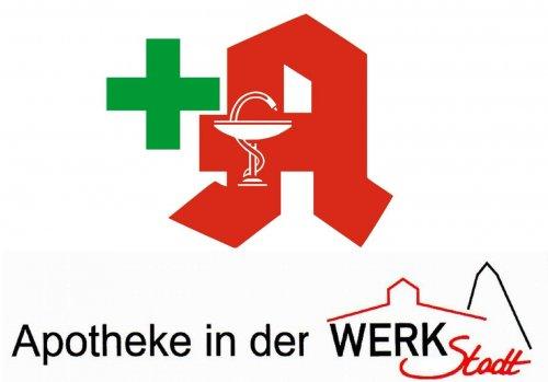 Apotheke in der WERKStadt Logo