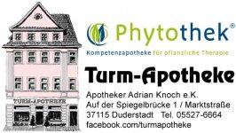 Turm-Apotheke Logo